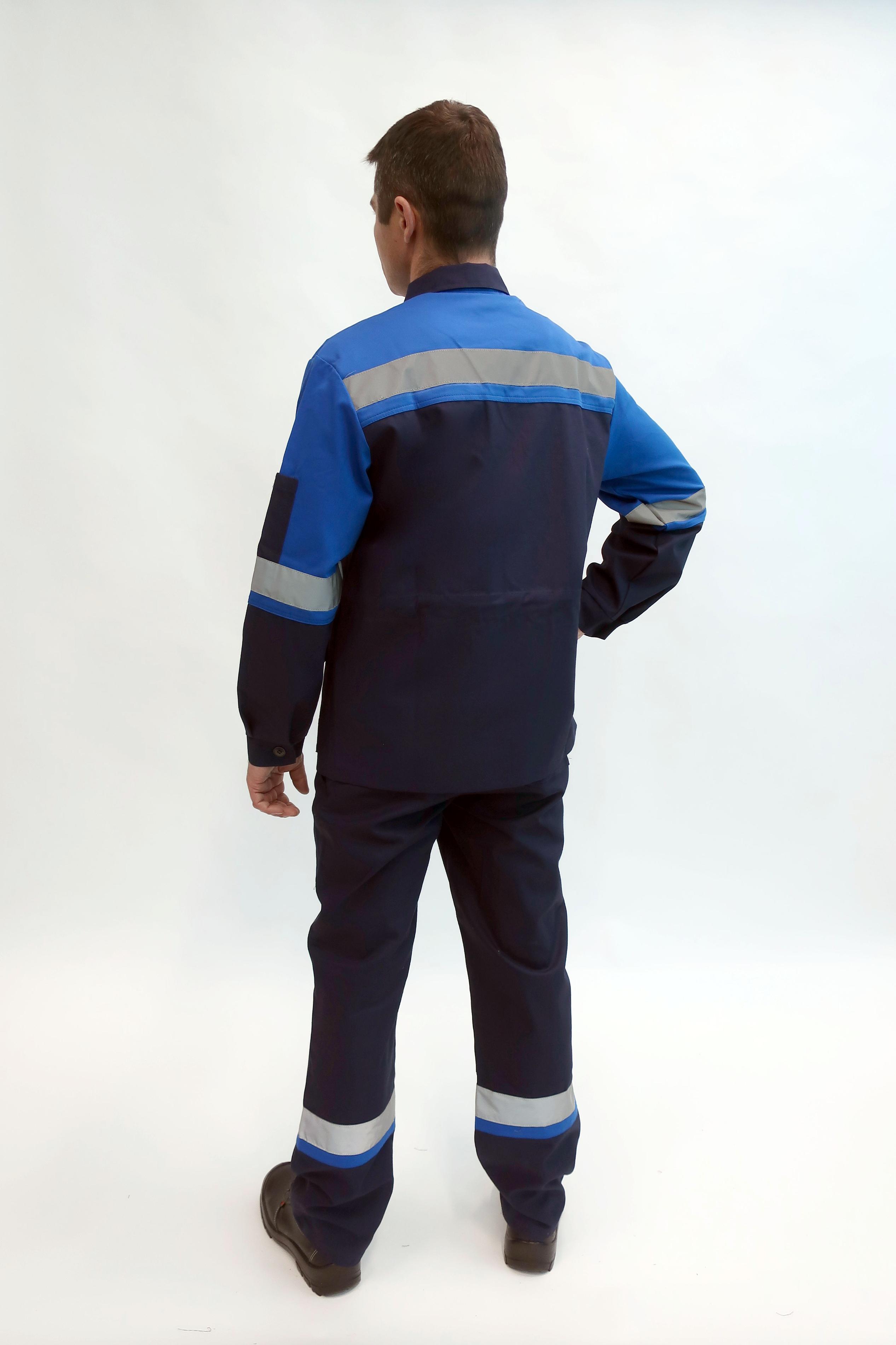костюм для защиты от производственных загрязнений гост